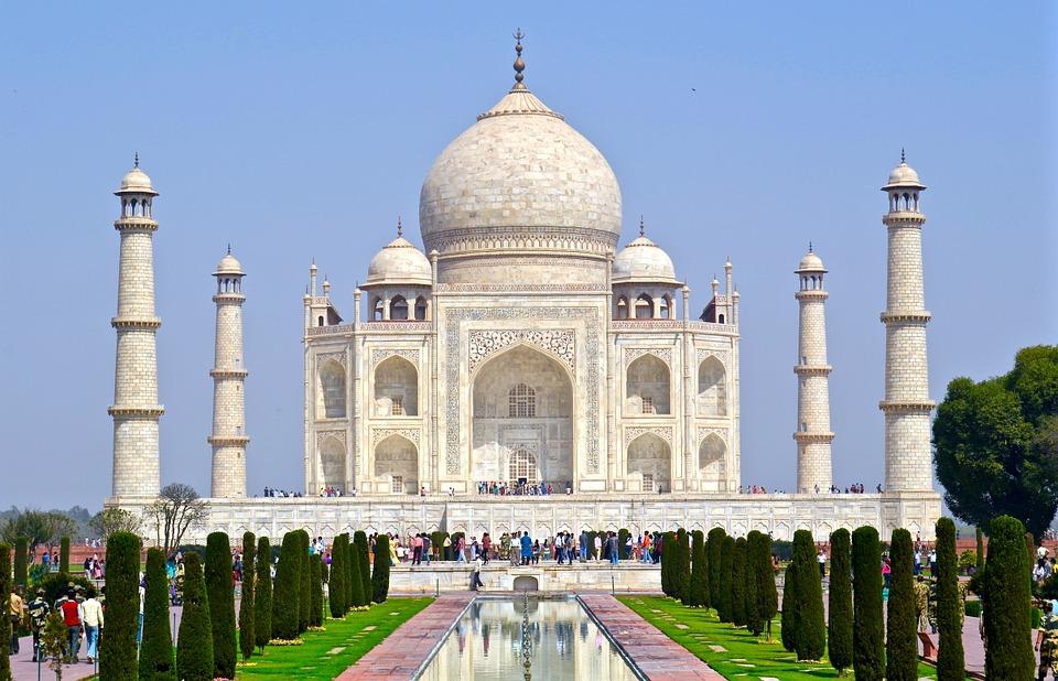 Le Taj Mahal a Agra