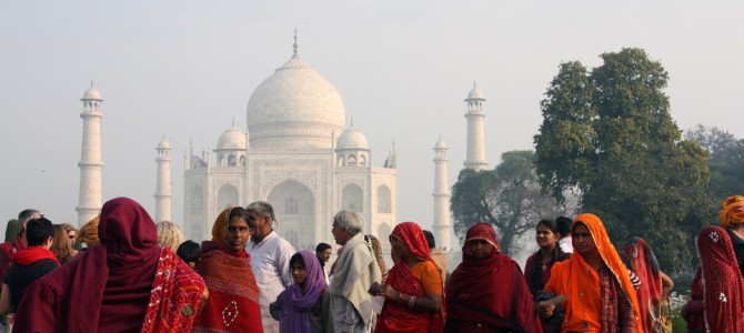 Goldenes Dreieck Indien