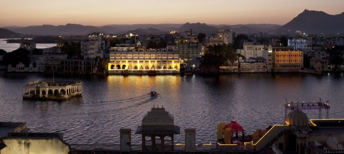 Feeling Udaipur