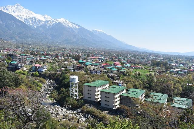 Dharamsala, McLeodganj, himalayas