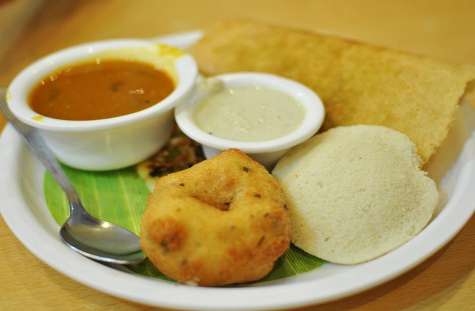 Cuisine du sud de l'Inde