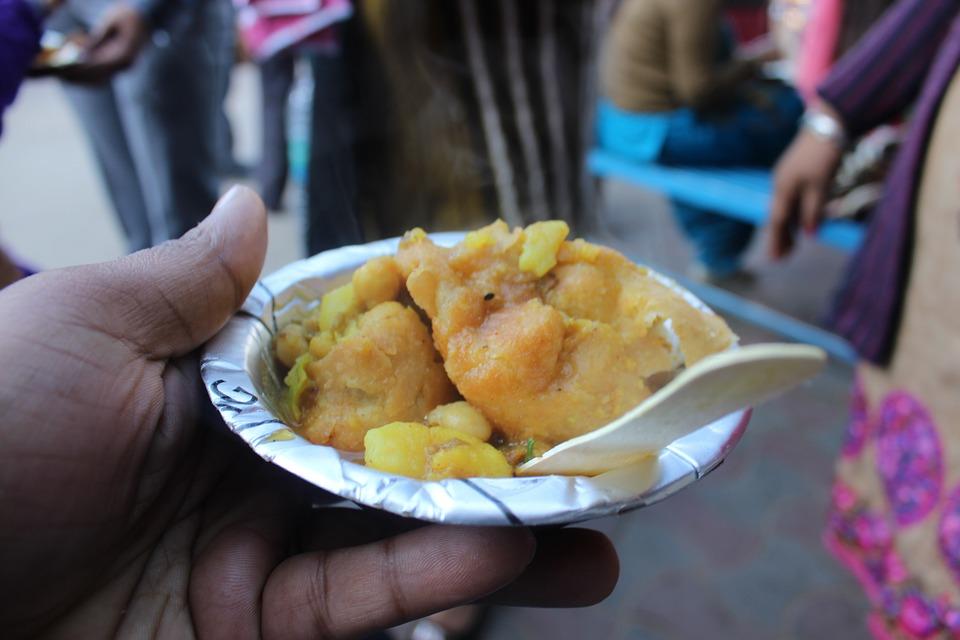 Cuisine du nord de l'Inde (Kachori)