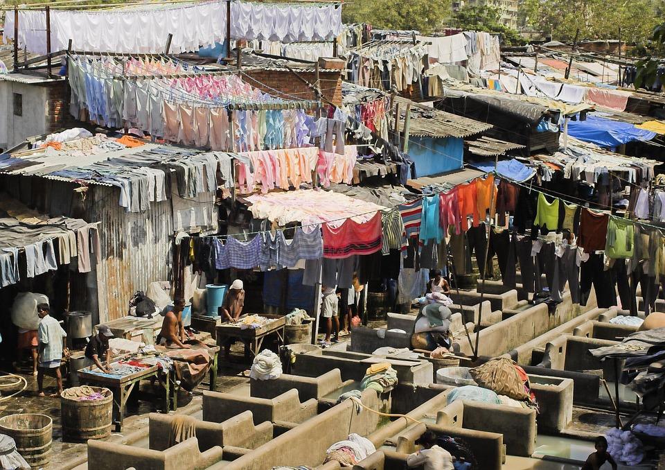 Mumbai : Dharavi, le plus grand bidonville d'Asie