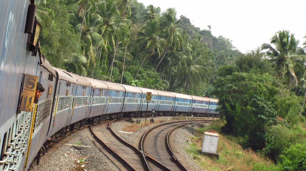 Indienreise Zugtickets für Touristen