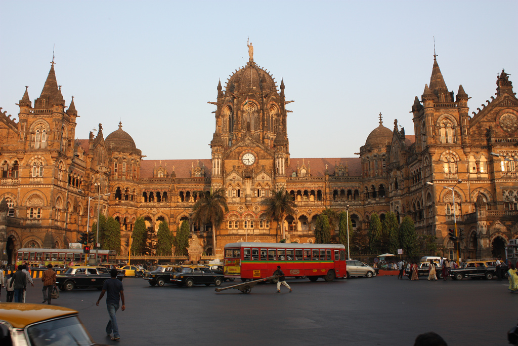Günstig Backpacking in Indien
