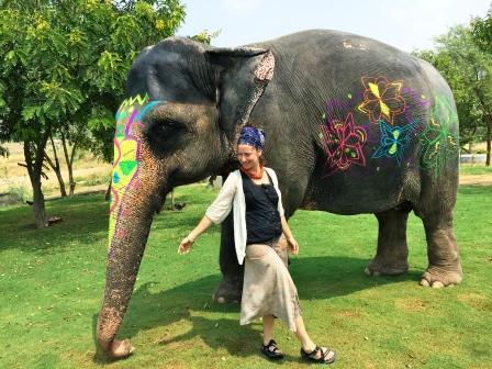 Elefantastic a Jaipur