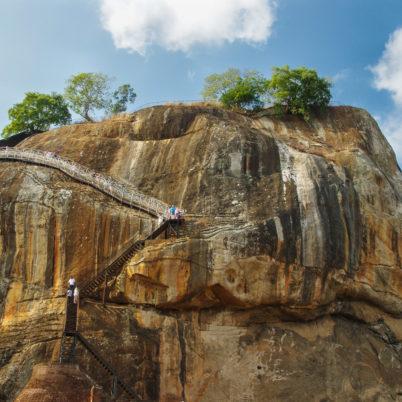 Enormous Rock structure