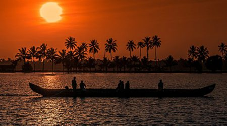 Getting from Goa to Kerala