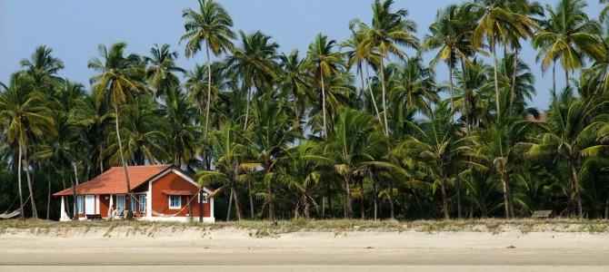 Aller de Goa au Kerala