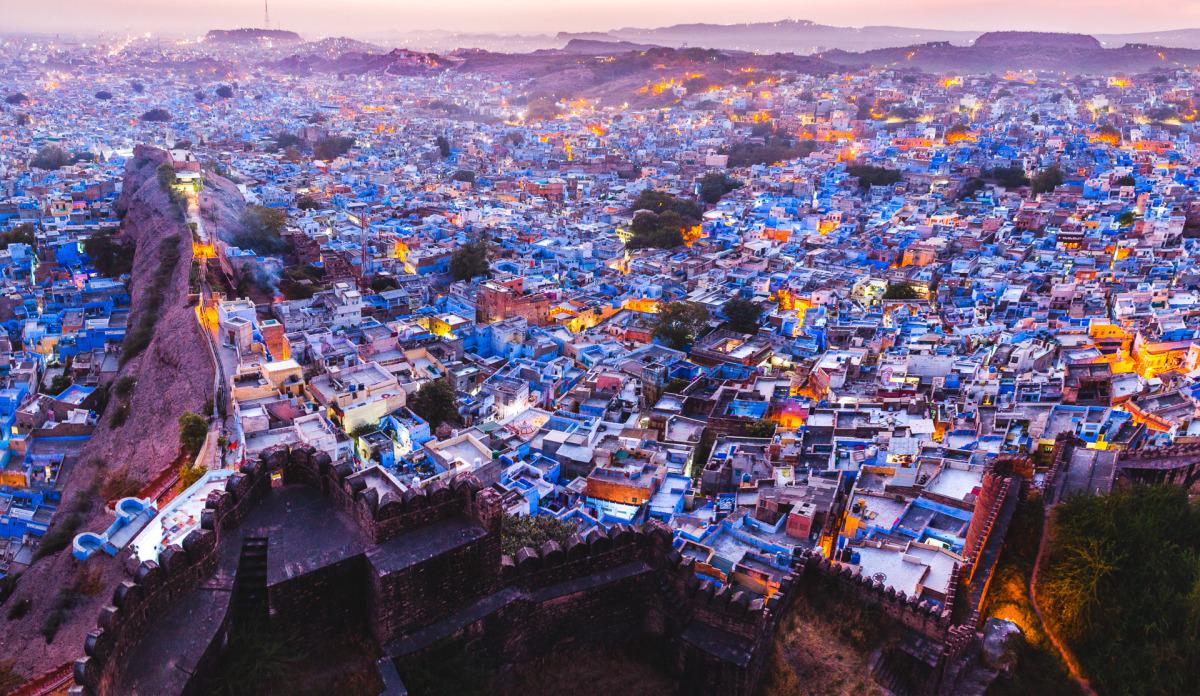 Jodhpur DIe beste Reisezeit in Indien