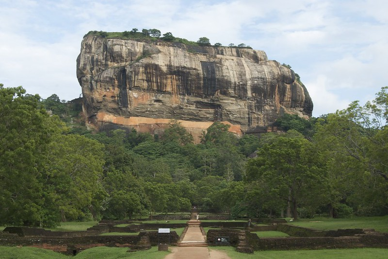 Best places to visit in Sri Lanka and India