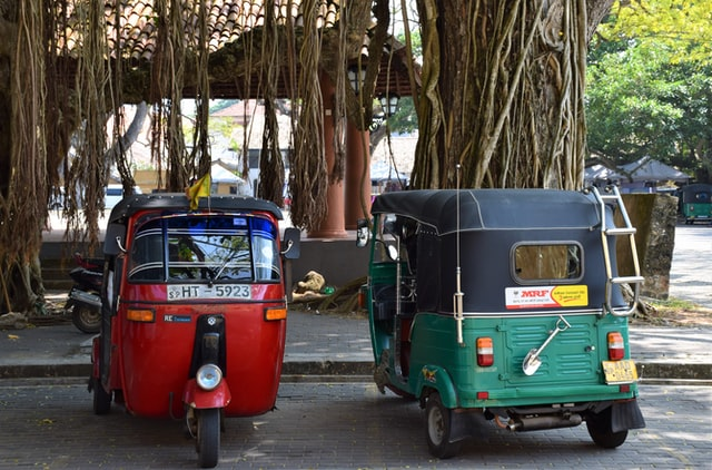 Three wheller transport