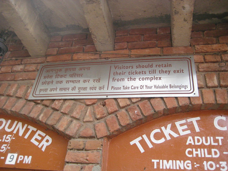 tips while traveling to India