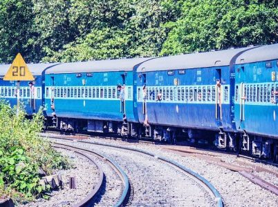 Ticket de train foreign quota
