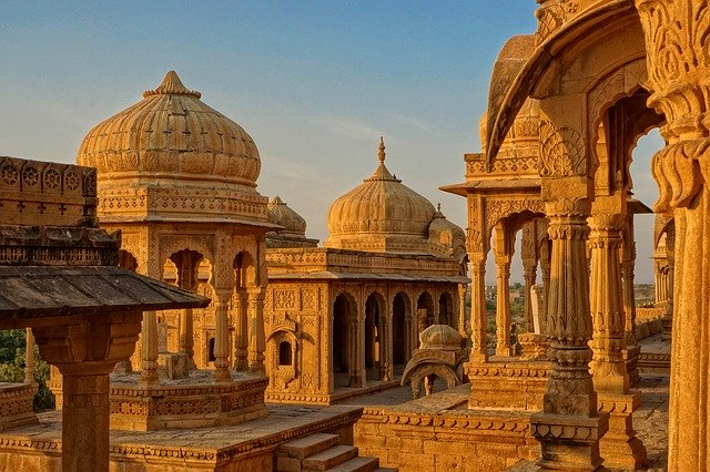 Bada Bagh, Travelling to India Tips