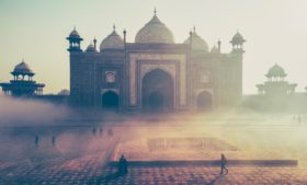 Travelling to India from the UK