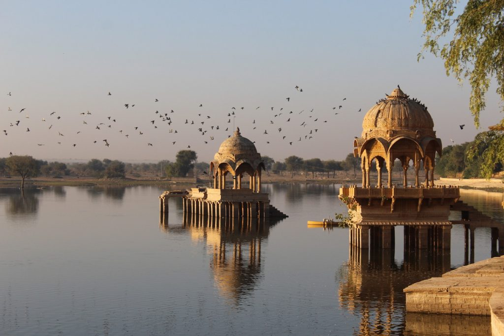 places to visit in rajasthan, jaisalmer