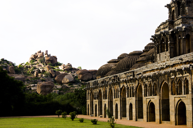 best places to visit, hampi, karnataka, ruins, south india
