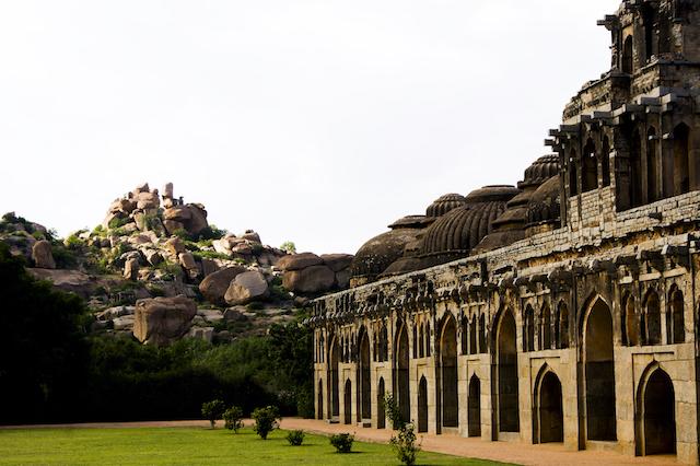 best places to visit, hampi, karnataka, ruins, south india