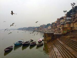 Duchowa podróż - przystanek Waranasi | spirituele reis, Varanasi
