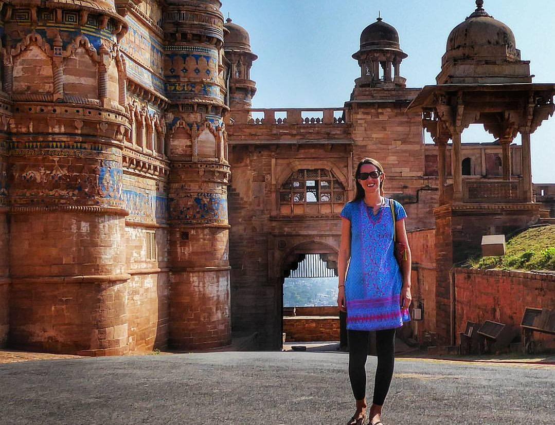 Anna Gwalior Fort, Madhya Pradesh