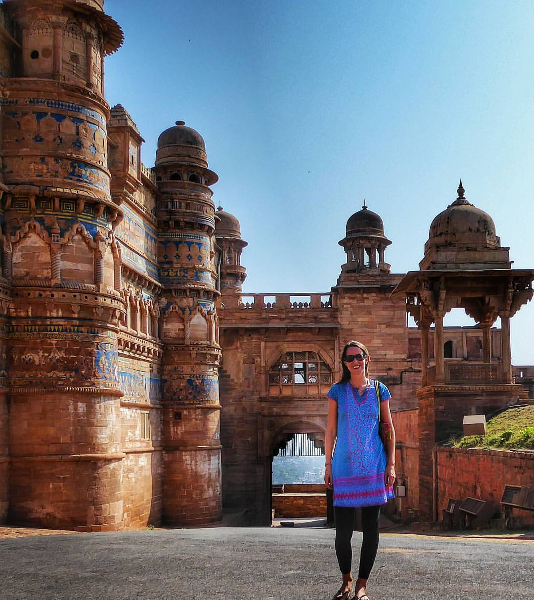 Anna Gwalior Fort, Madhya Pradesh, solo female travel in india, femal travel, women travel in india