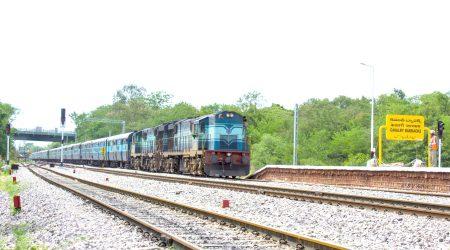 train travel in india/ pociągiem po Indiach