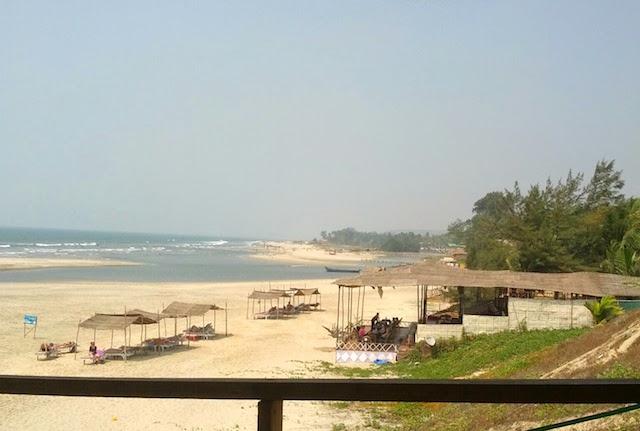 Goa, beach, india, backpacking in india,