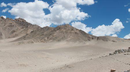 Leh en Ladakh