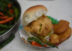 backpacking in india budget - streets food in India