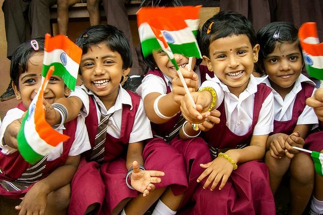 Kids Indien Kinder Beste Reisezeit Indien