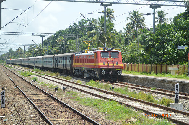 Zug Indien