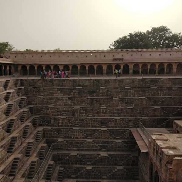 places to visit in rajasthan, chand baori, abhaneri