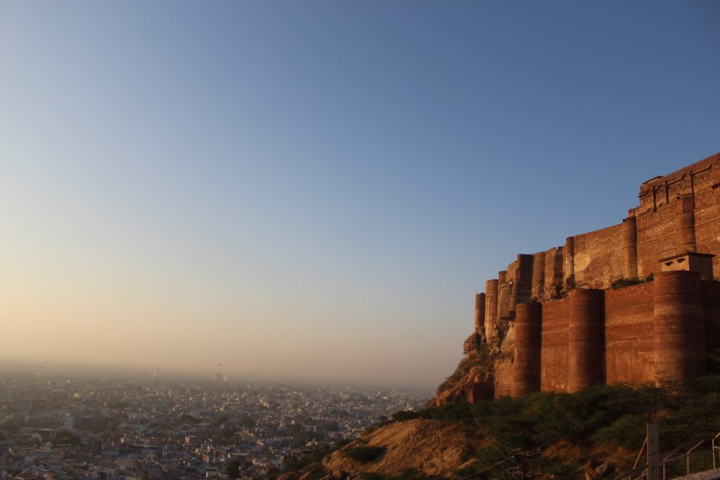 places to visit in rajasthan, jodphur, mehrangarh fort