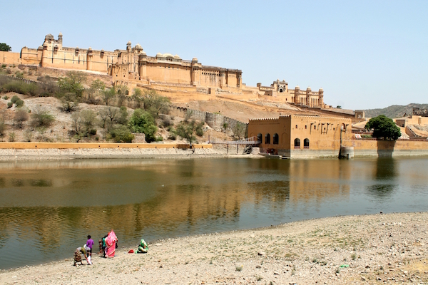 places to visit in rajasthan, forts, jaipur, amer fort