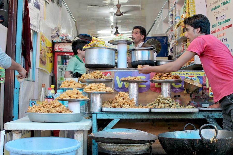 Reisekosten in Indien