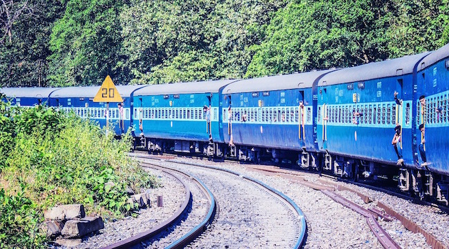 different class train travel India, Tips for backpackers in India