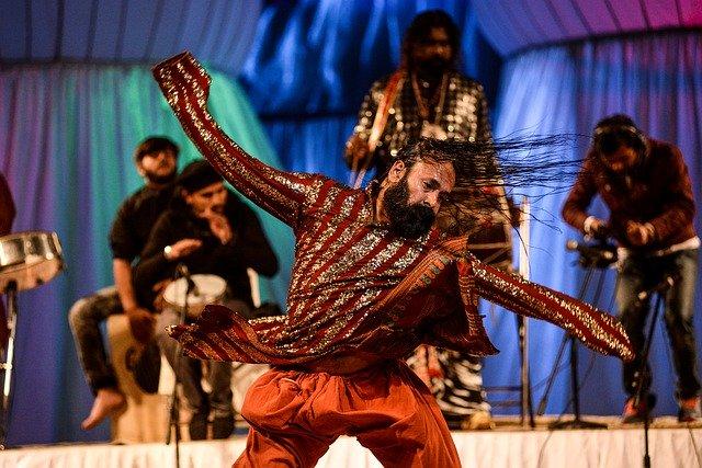 Sufi concert, Must experience festivals in India