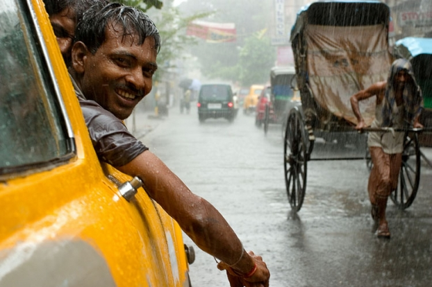 It's all about the attitude when you travel during Indian monsoon.