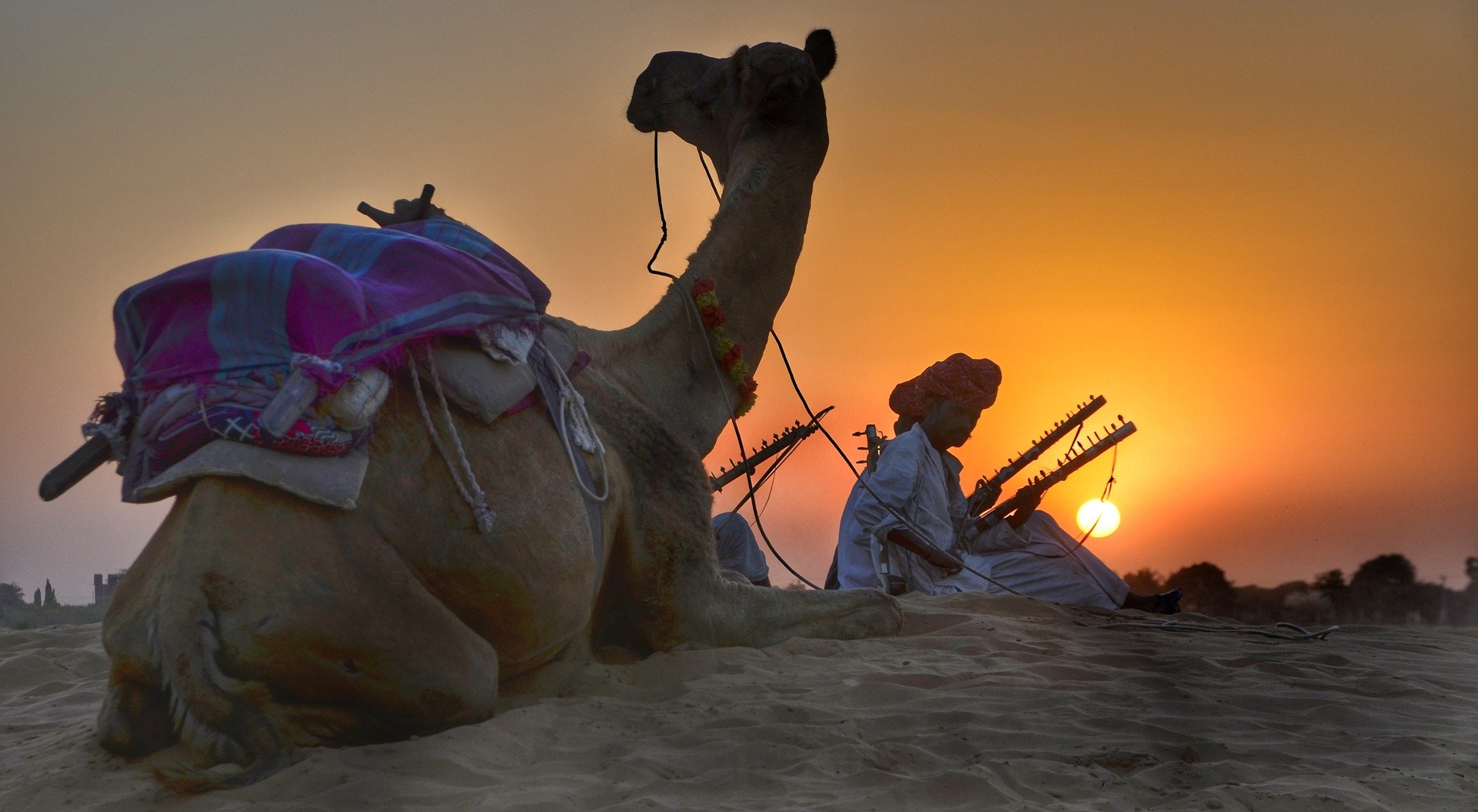 Jaisalmer, Desert safari in Rajasthan, Travel routes for Rajasthan