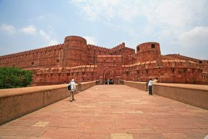 Activities in Agra, Red Fort