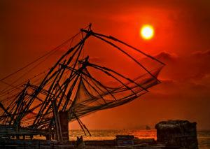 Fort Kochi in Südindien
