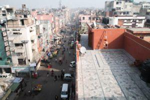 Travel to Delhi
