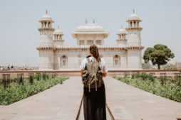 backpacker indien