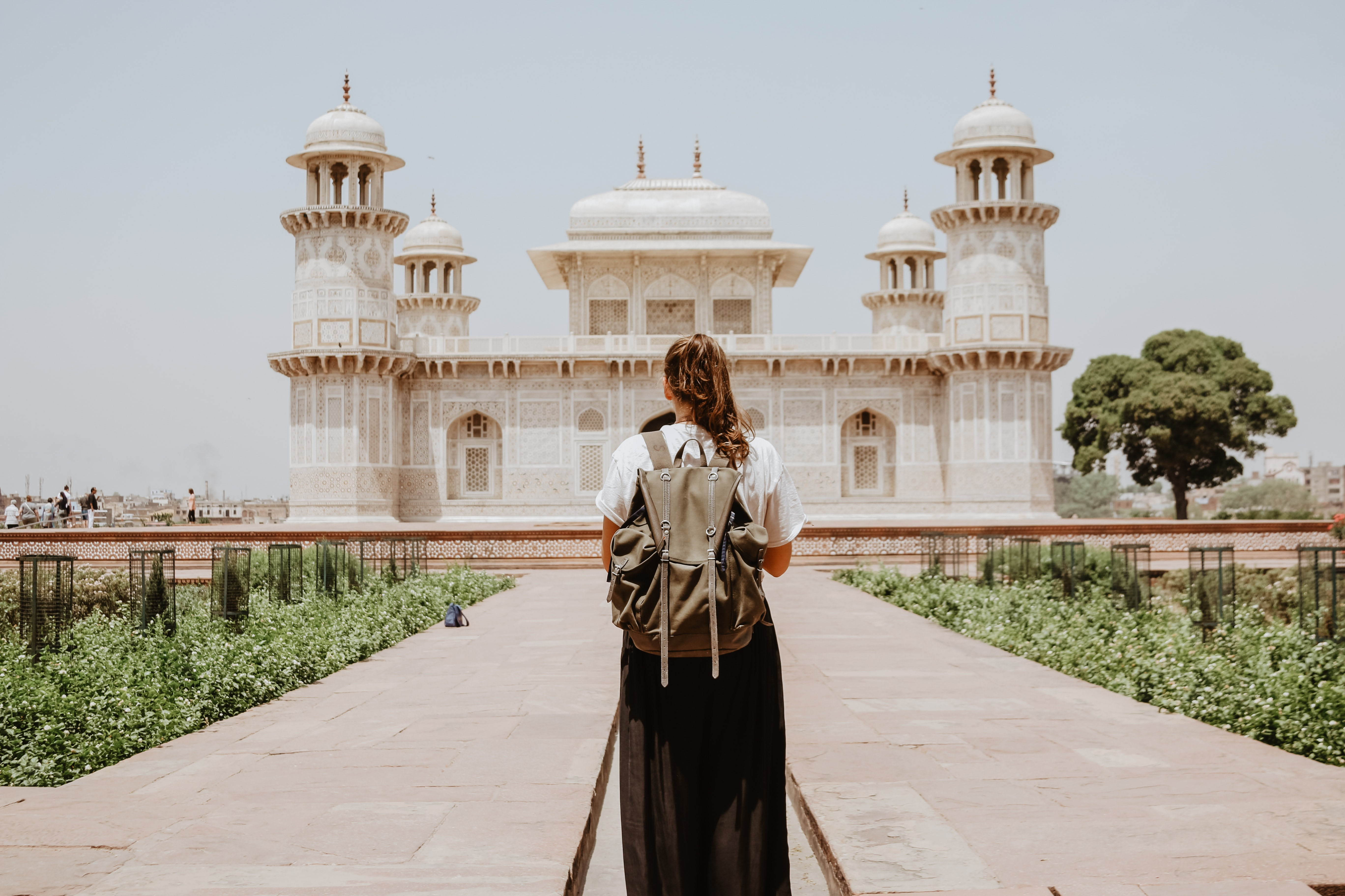 Solo travel to India