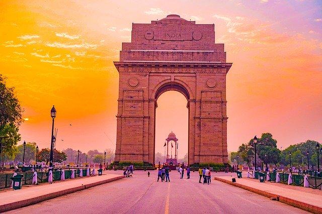 India Gate, Why visit Delhi