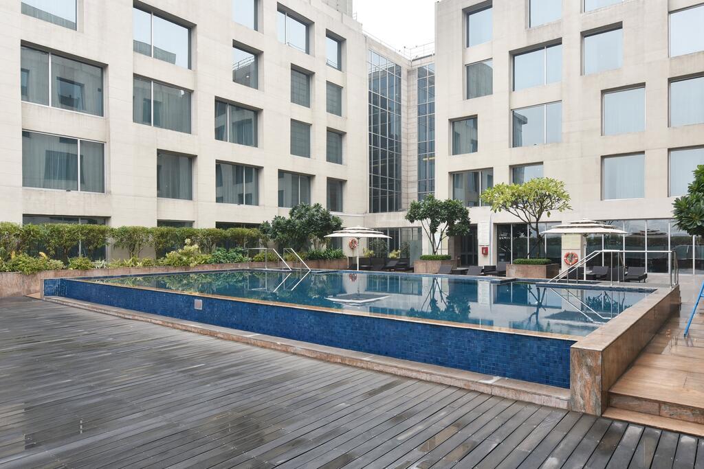 Hotel in new Delhi