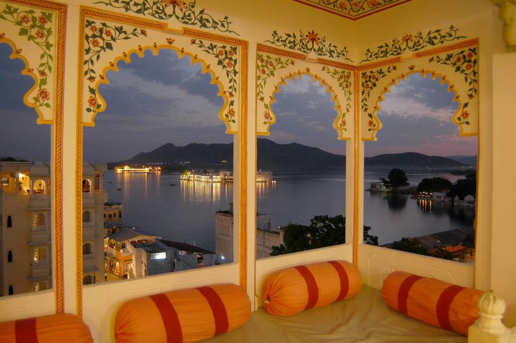 comfort at a great price, View of Lake Pichola from Mewar Haveli