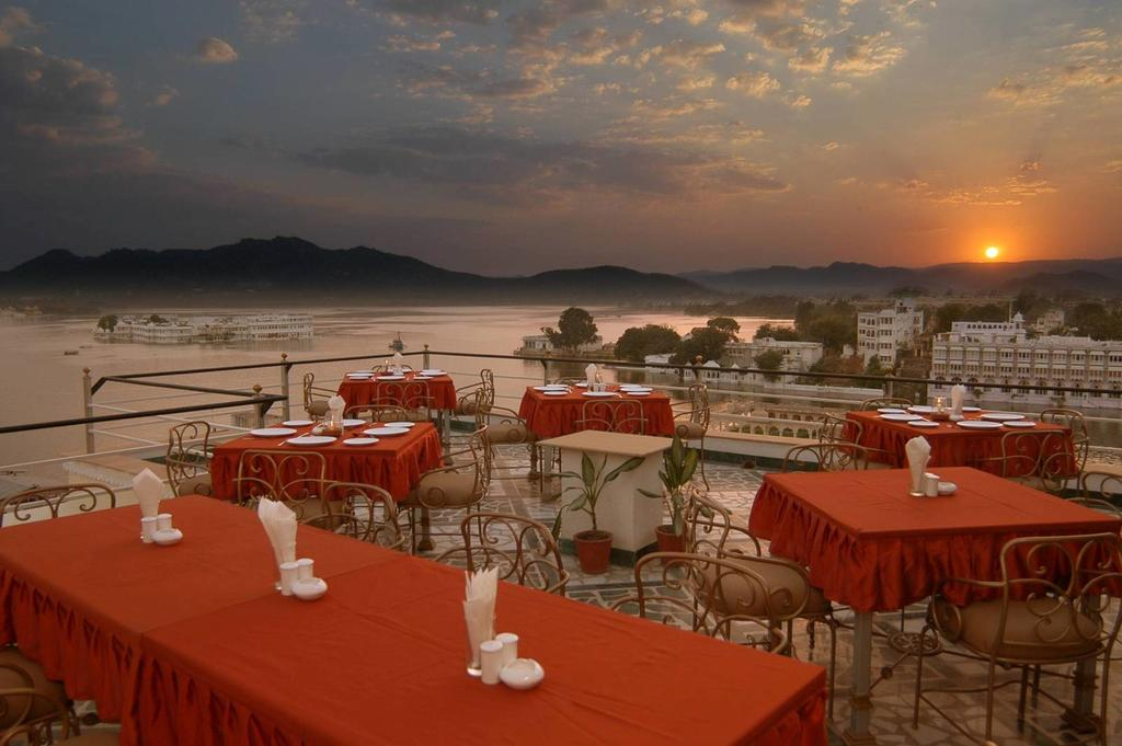 Udaipur budget, Hotels in Rajasthan, Rooftop view from Mewar Haveli in Udaipur