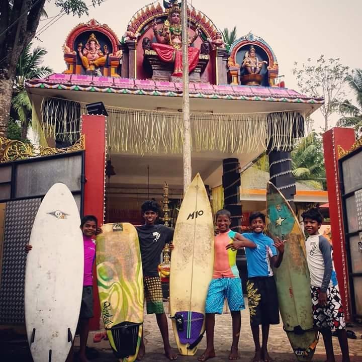 Kovalam Surf Club in Kerala
